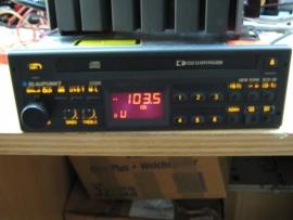 Blaupunkt New York SCD 08 + Quadro Amplifier BQA 107