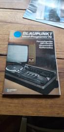Blaupunkt 1978 Ideal-Programm