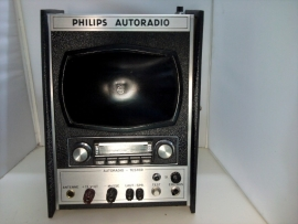 Philips autoradio tester