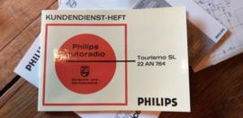 22 AN 764 gebruiksaanwijzing  Philips autoradio
