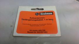 Hirschmann Antenne (verleng) kabel 1 mtr