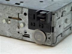 Mono Oldtimer Auto Radio BLUETOOTH Module (6-PIN DIN)