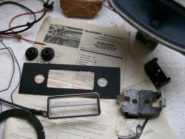 Porsche 911 / 912 '69 radio-set NOS