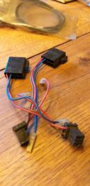 ISO naar plus /min oude Blaupunkt radio