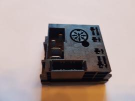 Blaupunkt Radioanschlußblock 5036 ISO