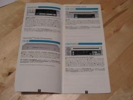 """Ω PIONEER ® folder """"Auto-Stereo 12/85"""""""
