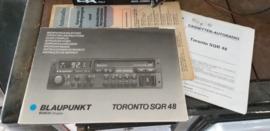 gebruiksaanwijzing Toronto SQR 48