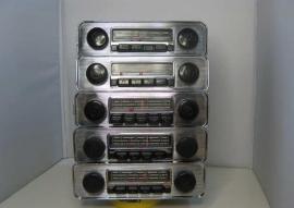 Grote collectie VW radio`s