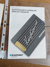 Blaupunkt 1992 Keycard
