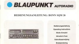 Bonn SQM 26 + schema