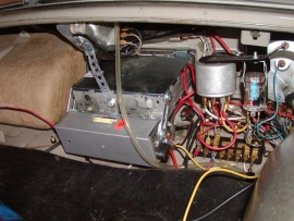 Inbouw radio kever / Bus