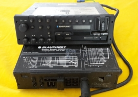 Blaupunkt SQR 83 Bamberg  met BQB80 booster cassettedeck is defect