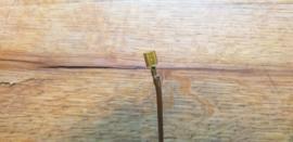 Bruine - massa kabel ± 40cm