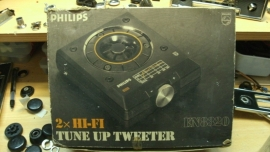 Philips EN8320 Tune up tweeter