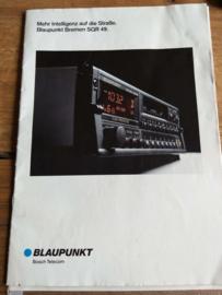 Blaupunkt 1989 Bremen SQR 49 (duits)