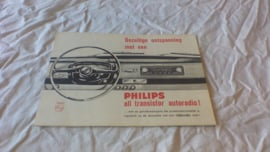 philips autoradio folder