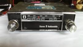Radio Radiomobile 108 SR met 8-Track Cassette