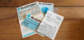 Blaupunkt autoradio Frankfurt gebruiksaanwijzing  7631 640