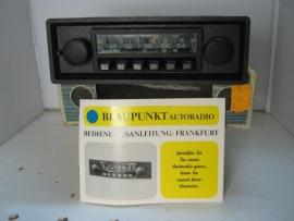 Nos radio Blaupunkt Frankfurt voor 70er jaren Porsche
