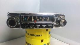 Blaupunkt 12 volt FM radio veel gebruikt in Volvo