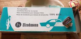 Hirschmann antenne zubehor AUTA 23 d 64 Glas 1300 Sport / GT