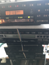 Becker autoradio Mexico Cassette Electronic BE 0385 Met  garantie