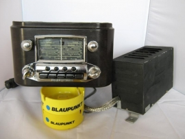 Telefunken lampenradio  Mercedes 170 / 220