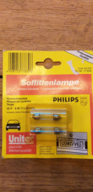 Philips nummerplaat lampjes