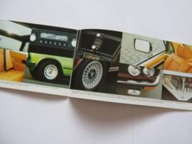 Folder BMW  1975
