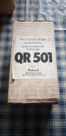 Heco Quadro-regler QR 501 (NOS)