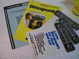 Blaupunkt 1972   folder Amerikaans