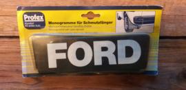 """2 monogramme fur schmutzfanger """"FORD"""""""