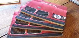 Betriebsanleitung BMW 316 318 320 325 i 325TD