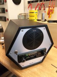 Philips Car radio demo-kast