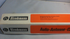Hirschmann oldtimer auto antenne BMW 518 520 525 528 (nos)
