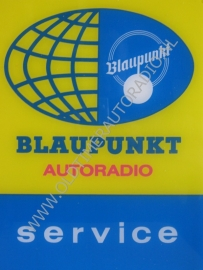 Blaupunkt autoradio service 1965