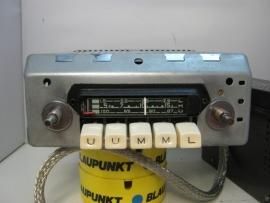 Blaupunkt lampenradio voor BMW 502 cabrio roadstar