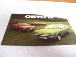 Autofolder Vauxhall Chevettte