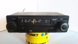 Philips AN  583 oldtimer autoradio
