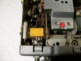 Omzetten 12>6 volt Frankfurt TR de Luxe