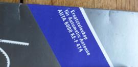 Hirschmann 823 112-111 AUTA 6000 KE-F 474