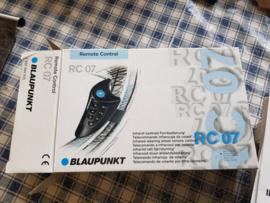 RC 07 Blaupunkt Autoradio Infrarot lenkrad IR Infrared remote control