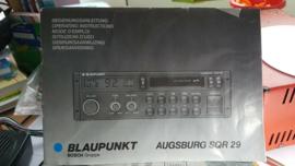 """Blaupunkt SQR 29 Augsburg  """"nieuwstaat"""" in originele verpakking"""