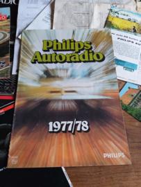 Philips 1977 / 1978 folder