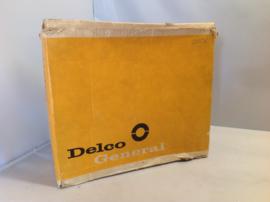 Delco General FM radio voor Opel nieuw in doos