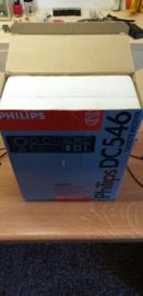 Philips dc 546 radio NIEUW in originele verpakking
