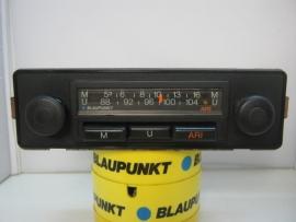 Blaupunkt radio met universeel frontje