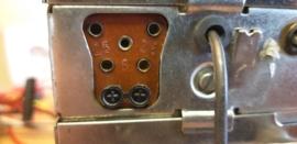 2 x luidsprekerstekker Becker + audio-adapter
