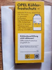 Opel Serviceaufkleber