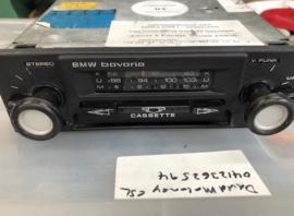 BMW Bavaria radio cassette met knoppen zoals afgesproken (zie foto)